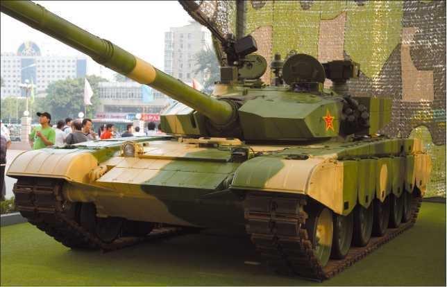 Все китайские танки<br />«Бронированные драконы» Поднебесной - i_002.jpg