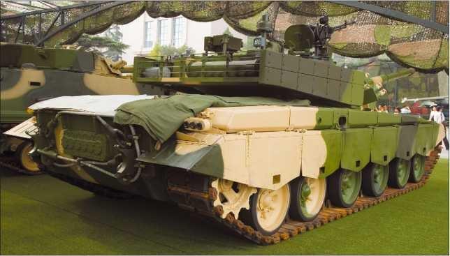 Все китайские танки<br />«Бронированные драконы» Поднебесной - i_003.jpg