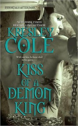 Поцелуй короля-демона - Коул Кресли