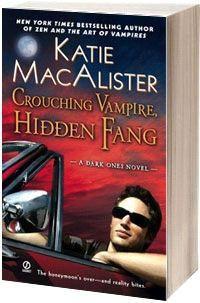 Крадущийся вампир, затаившийся клык (ЛП) - Макалистер Кейти