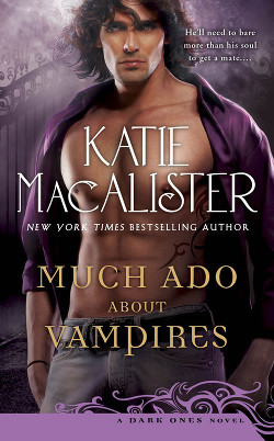 Много шума вокруг вампиров (ЛП) - Макалистер Кейти