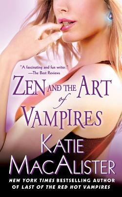 Дзен и искусство быть вампиром (ЛП) - Макалистер Кейти