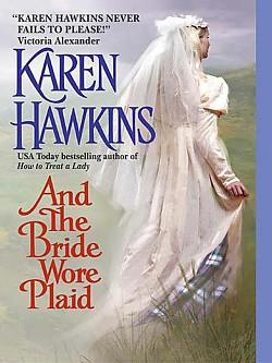 Невеста в «шотландке» - Хокинс Карен