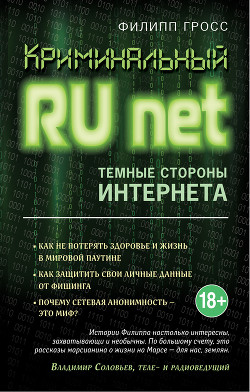 Криминальный Runet. Темные стороны Интернета - Гросс Филипп
